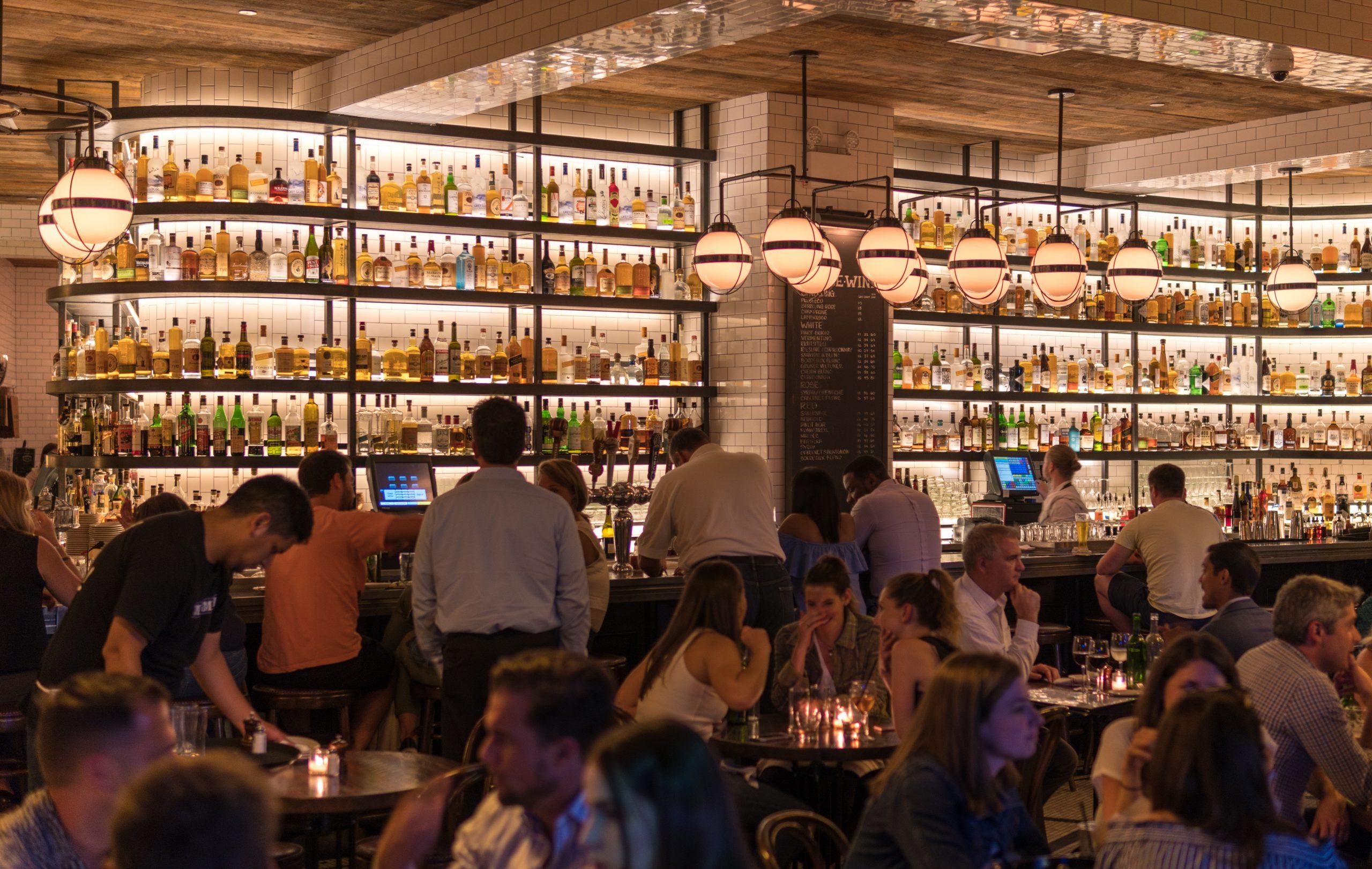 Bar Brasserie Guests