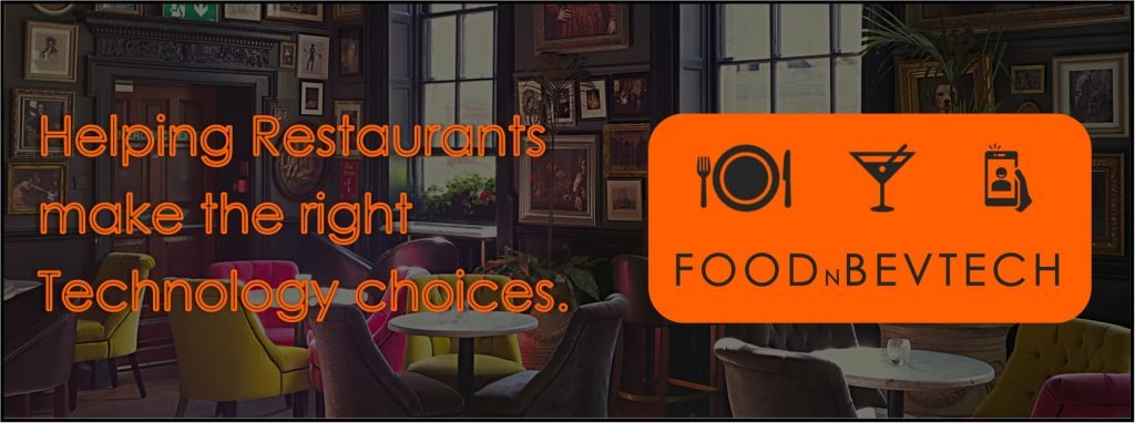 FOODnBEVTECH Banner - Helping Restaurants