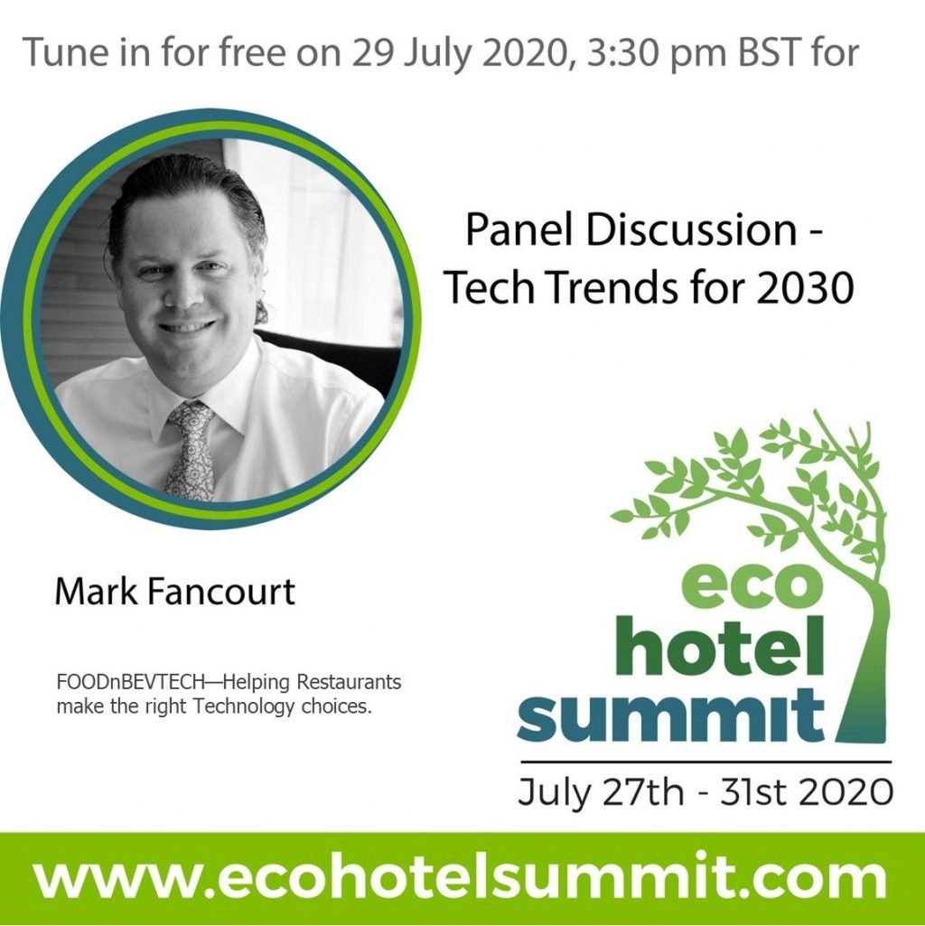 FoodnBEVTECH eco hotel summit Square